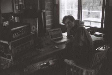 NUN Recording - Photograph: Tom Hardisty