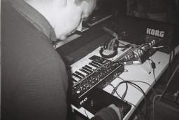 NUN Recording – Photograph: Tom Hardisty