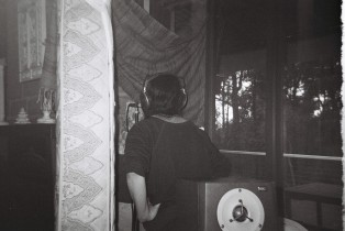 NUN Recording – Photograph: Tom Hardisty