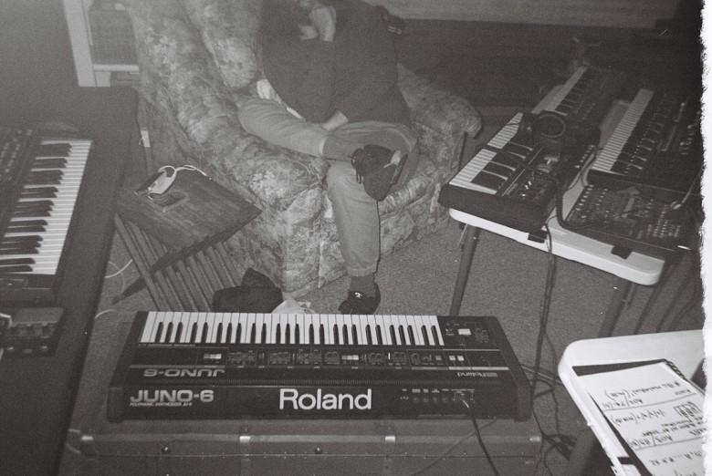 NUN Recording - Photograph: Tom Hardisty